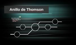 Anillo de Thomson