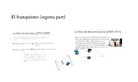 Franquismo 2 parte