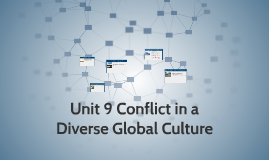 Unit 9 Conflict in a