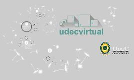 UdecVirtual- UCundinamarca