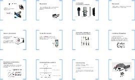COM30605 - Microphones