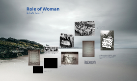 Role of Woman in World War 1