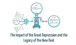 The Impact of the Great Depression and the Legacy of the New Deal