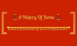 Copy of Roman Culture Timeline.