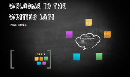 B2School Night Welcome to the Wirting Lab!
