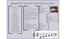 BTEC Music Curriculum