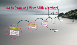 How to DownLoad Video With Wireshark