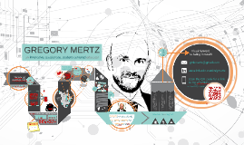 Copy of GREGORY MERTZ: Resume / Prezume