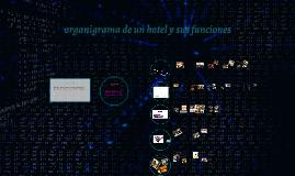 Copy of organigrama de un hotel y sus funciones
