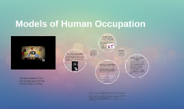 Copy of Models of Human Occupation