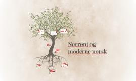 Norrønt og