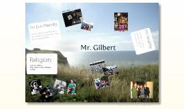 Mr Gilbert