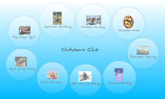 Outdoors Club