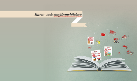 Barn- och ungdomsböcker