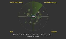 Estructura de los Sistemas Educativos diversos países. Estud