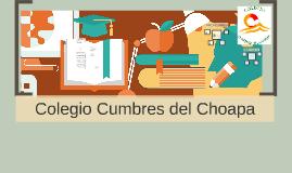 Colegio Cumbres del Choapa