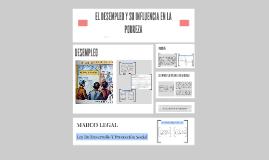 Copy of EL DESEMPLEO Y SU INFLUENCIA EN LA POBREZA