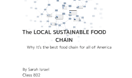 The LOCAL SUSTAINABLE