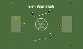 Male v. Female Athletes Portrayal