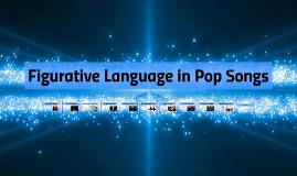 Fig Language in Pop Songs