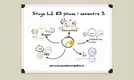 Stage L2 ES S3 phase 1
