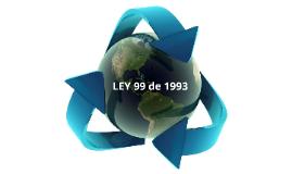 LEY 99 DE 1993 INGRID CUELLAR