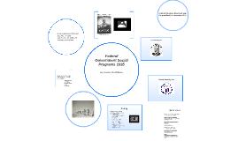 Federal Government Social Programs