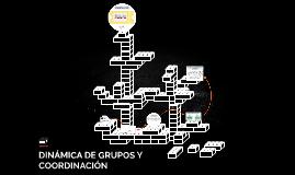 DINAMICA DE GRUPOS Y COORDINACION