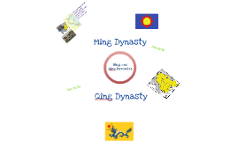 Copy of Qing and Ming Dynasties