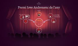 Premi Jove Andreuenc - Laia Palomar