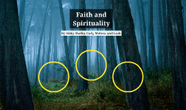 Faith and Spirituality