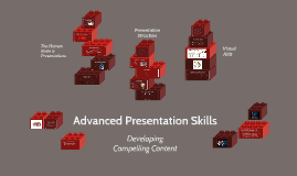 Advanced Presentation Skills- Content