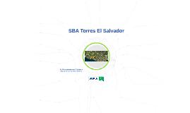 SBA TORRES EL SALVADOR 3