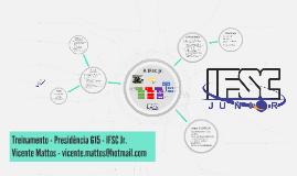 Treinamento - Presidência - IFSC Jr. G15