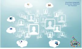Καινοτόμες Εφαρμογές Κοινωνικού Χαρακτήρα στο Facebook