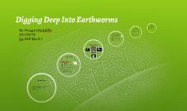 Earthworm Virtual Disection