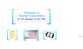 Welcome to English Composition!