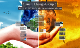 Climate Change-Group 3