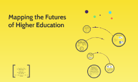 Mapping the Futures of Higher Education - CUNY IT Conference