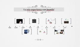 La mia esperienza con Joomla!