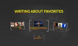 WRITING 1 (B01)