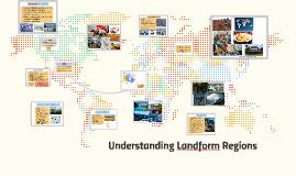 Understanding Landform Regions