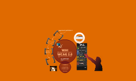 WAI - WCAG 2.0 - Argomento 4