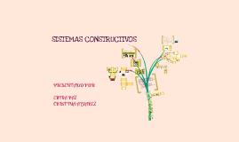 Copy of SISTEMAS CONSTRUCTIVOS