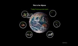 Testing Prezi for Alyssa