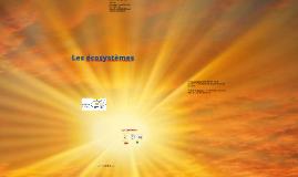 Les écosystèmes-BI