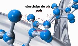 Copy of Copy of Copy of ejercicios de ph y poh