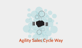 Agility Sales Cycle Way