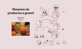 Copy of Muestreo de productos a granel