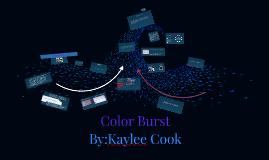 Copy of Color Burst